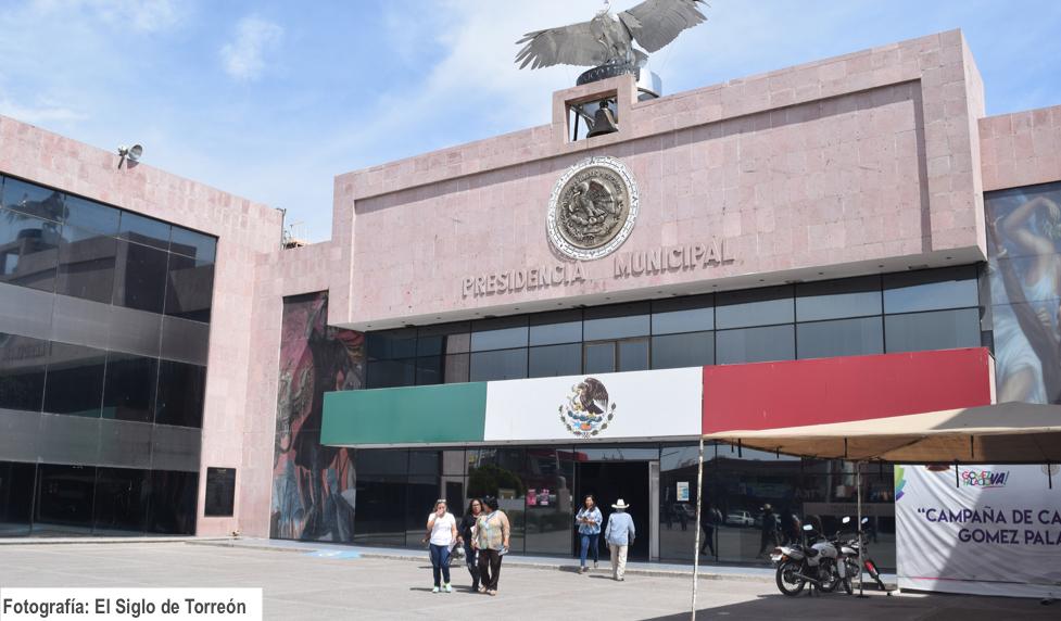 FISCALÍA ANTICORRUPCIÓN INVESTIGA  A EX SERVIDORES PÚBLICOS DEL AYUNTAMIENTO DE GÓMEZ PALACIO