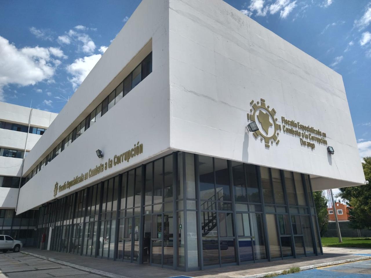 PERSEGUIRÁ LA FISCALÍA ANTICORRUPCIÓN                                DELITOS DE LAVADO DE DINERO